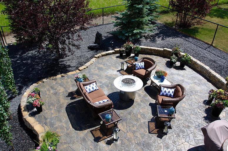 landscaping designer Calgary